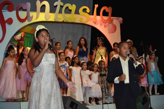 Cantan niños de Granma a los sueños y la cubanía
