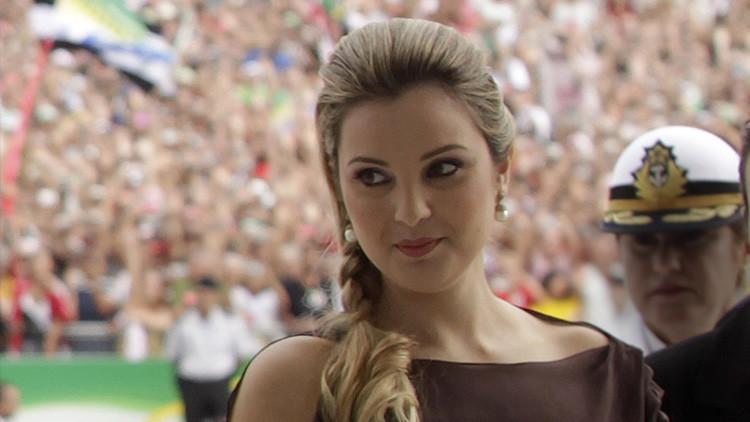 Detalles sobre la nueva primera dama de Brasil provocan indignación