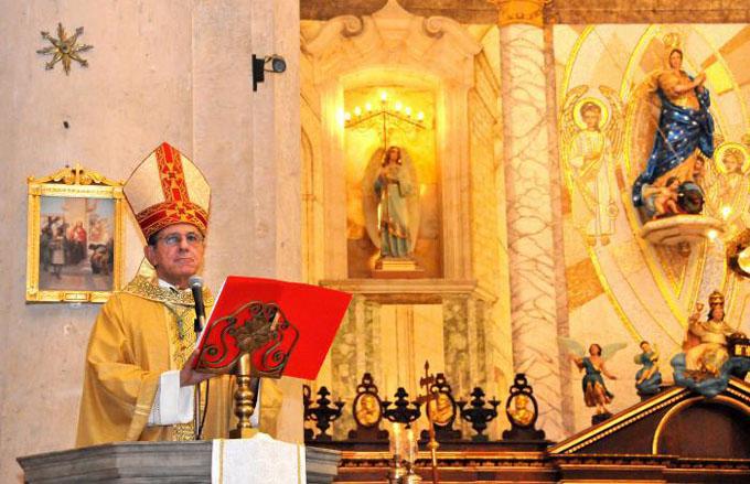 Toma posesión nuevo Arzobispo de La Habana