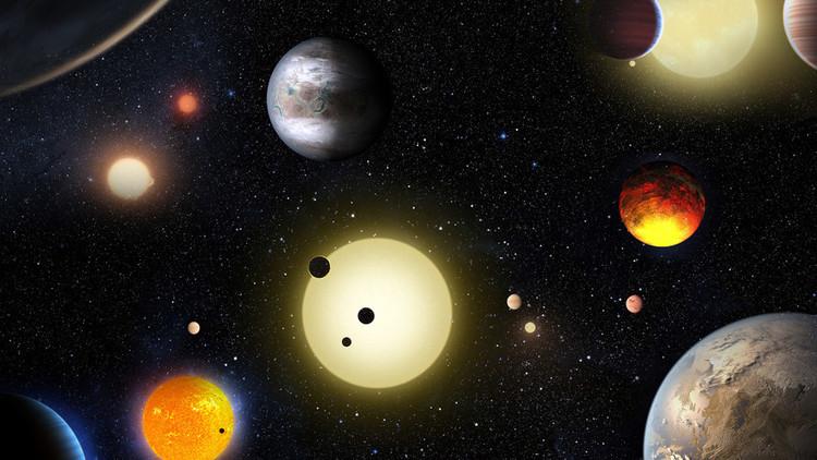 La NASA anuncia el hallazgo de planetas más grande de la historia