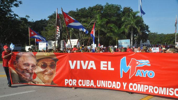 Marcha por la Patria (+ fotos)