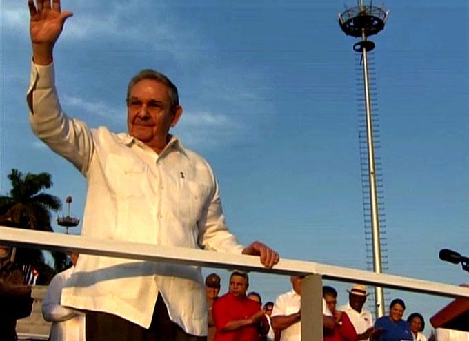 Cuba celebra el Primero de Mayo (en VIVO)
