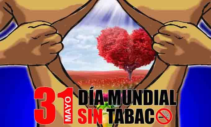 CUBA- 31 DE MAYO DÍA MUNDIAL SIN TABACO