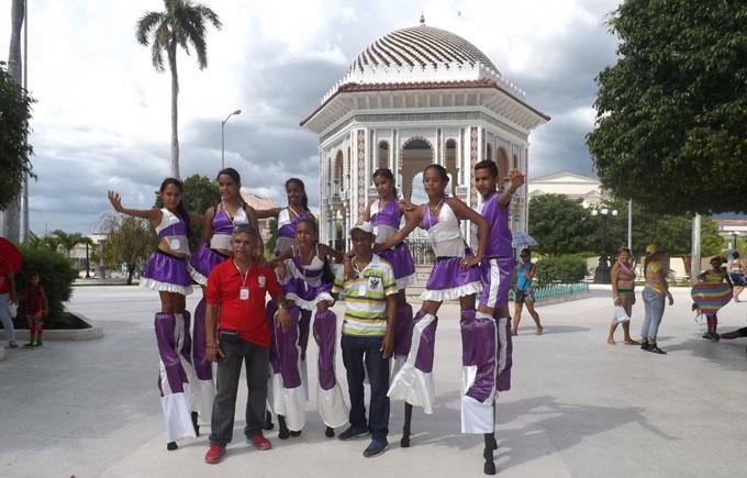 Concluye Festival Teatrando en Manzanillo