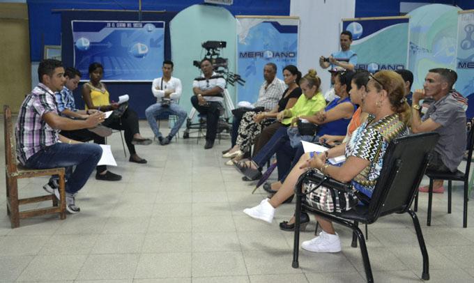 Comienza XII Festival provincial de Televisión