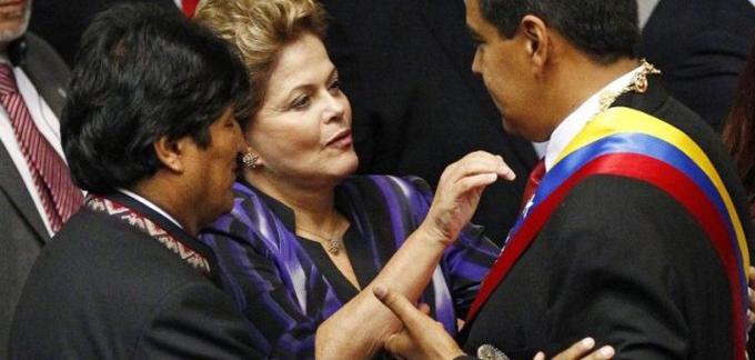 Bolivianos ratificarán apoyo a líderes progresistas de Latinoamérica