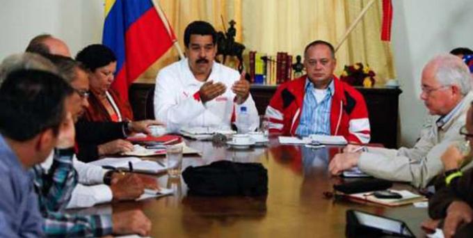 Venezuela acusa a EE.UU por violar derecho internacional