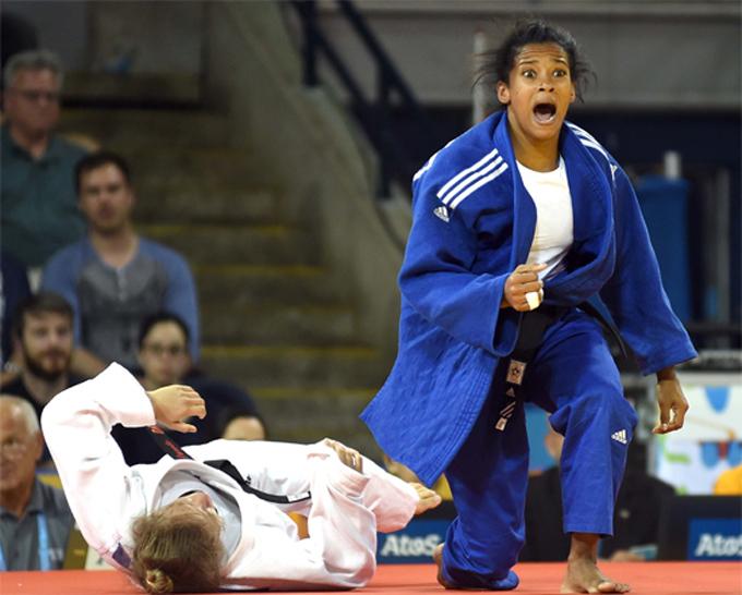 Debuta cubana Dayaris Mestre hoy en Grand Slam de Judo