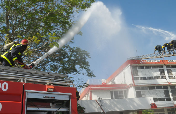 Inicia en Granma semana de protección contra incendios