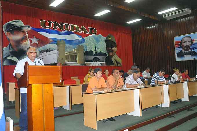Convocan jornada de trabajo y victoria por el 26 de Julio en Granma