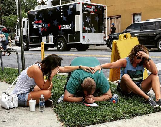Acto terrorista en Orlando deja 50 muertos y más de 53 heridos
