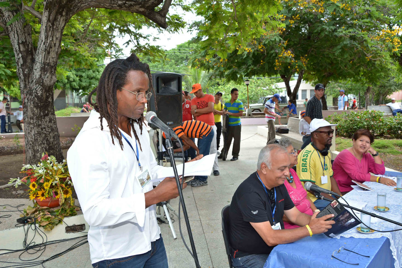CUBA-GRANMA-COMENZO EN PILON EL FESTIVAL AL SUR ESTA LA POESIA