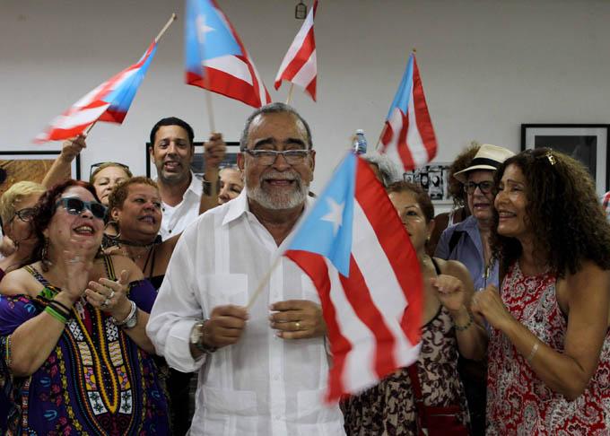 CUBA-LA HABANA-RECIBE ANDY MONTAÑEZ EL PREMIO MIGUEL MATAMOROS