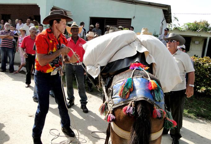 Comenzará Encuentro Nacional de Arrieros en serranía de Granma