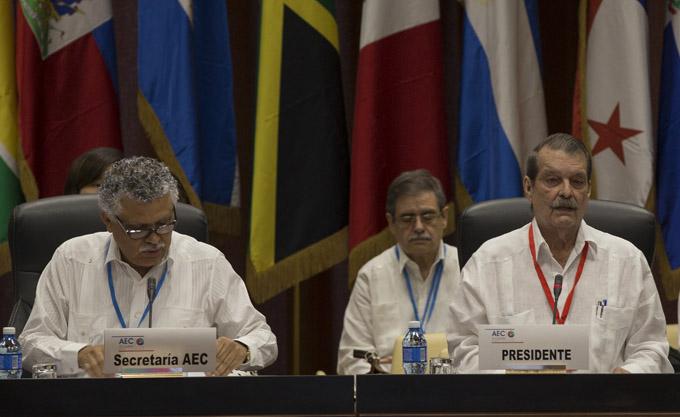 Prima consenso en reunión de Altos Funcionaros caribeños
