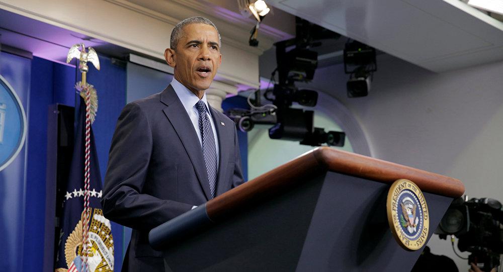 Obama define matanza de Orlando como acto de terror y odio
