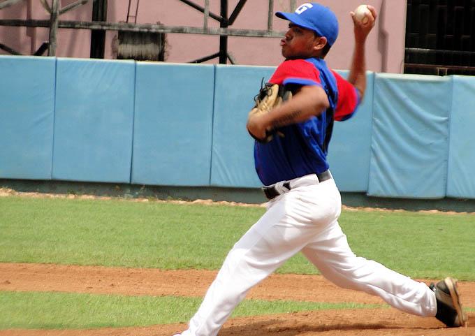 César García Rondón, Granma Sub-23