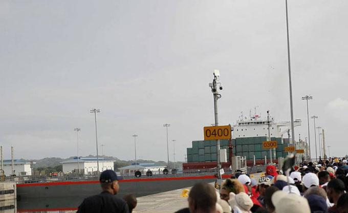 Panamá inaugura expansión del Canal