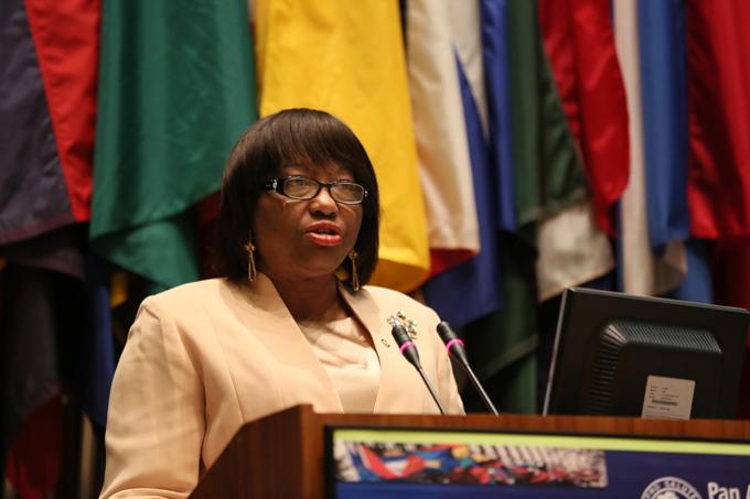 Directora de OPS agradece ayuda médica de Cuba a numerosos países