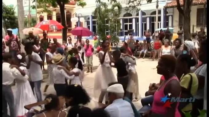 Changuí baile cubano