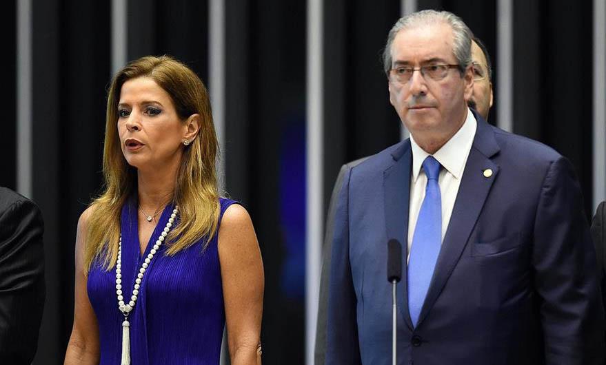 Procesan por corrupción en Brasil a la esposa del diputado Eduardo Cunha