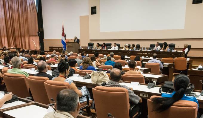 Trópico 2016 celebra en Cuba primer coloquio de derecho ambiental