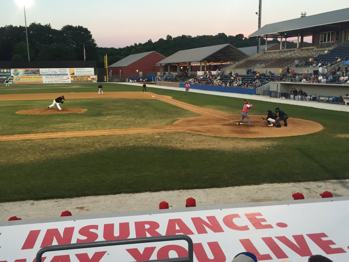 Cuba vs Sussex County Miners