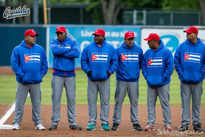 Busca Cuba su primera victoria en Liga Can-Am de béisbol