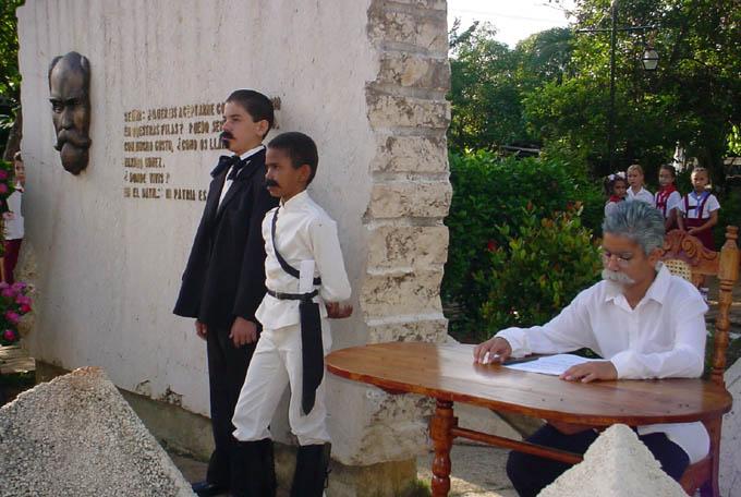 Rinden homenaje a Máximo Gómez en Bayamo