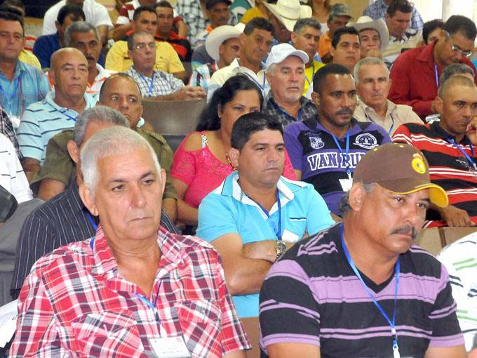 Comenzó VII Encuentro nacional de  cooperativas altas productoras de arroz