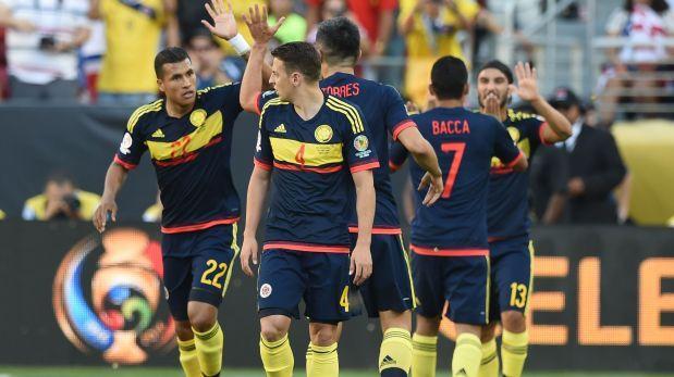 Colombia gana en el debut pero hay alarma por James
