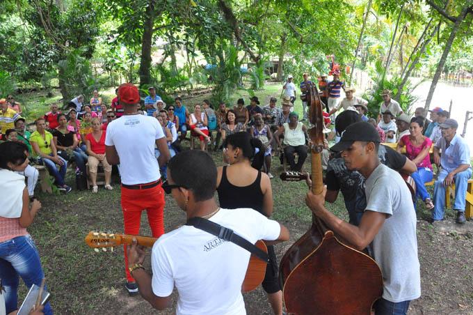 Fabulaciones Serranas, Sierra Maestra Cuba