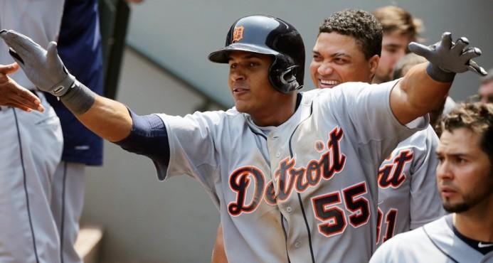 Dominicano Jefry Marte acapara titulares en Grandes Ligas