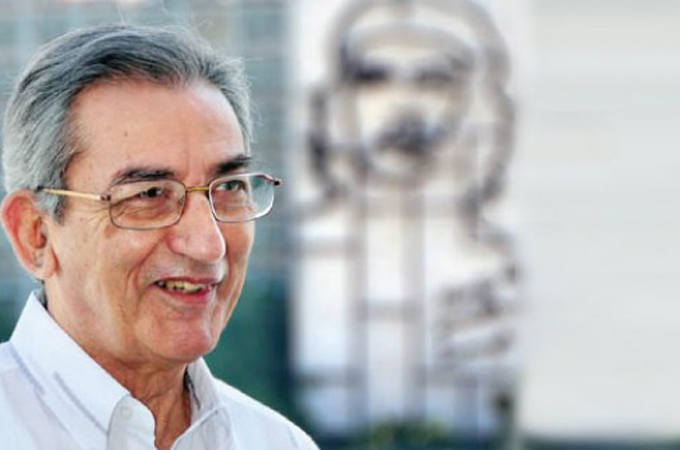 Encabeza Balaguer delegación cubana a Foro de Sao Paulo