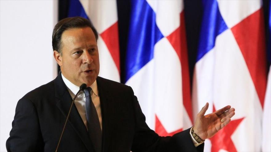 Presidente de Panamá anunció reunión con homólogo venezolano