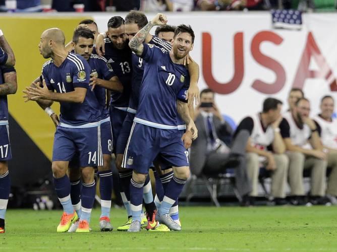 Messi goleador histórico de Argentina con joya en Copa América (+ video)