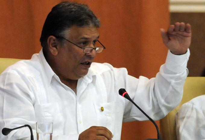 Afirma Murillo que la planificación en Cuba debe cambiar