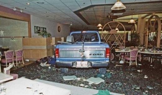 Masacre en Estados Unidos, cafetería en Kileen