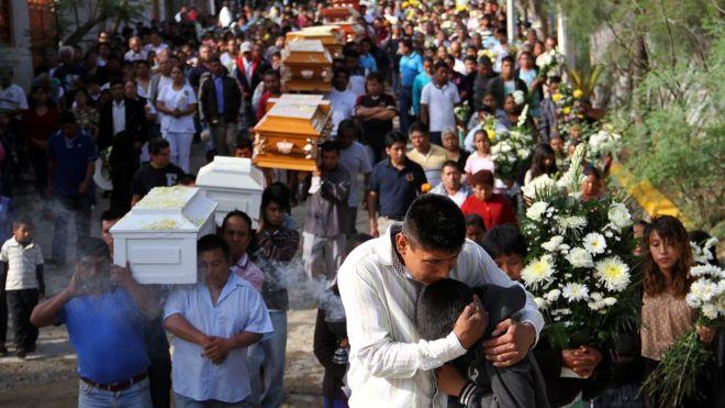 Masacre en México 2
