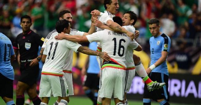 México triunfa en el desierto guiado por Márquez y Lozano