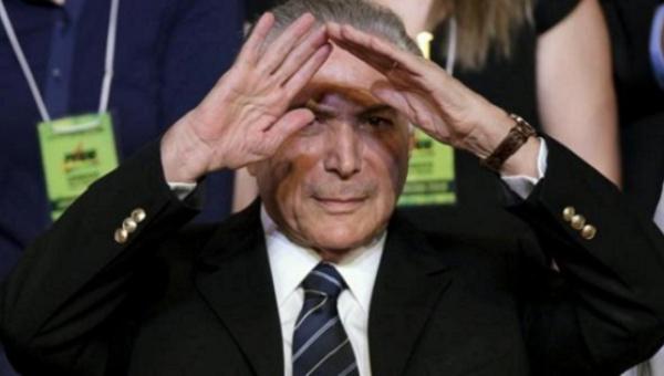 Michel Temer está cada vez más hundido por corrupción en Brasil