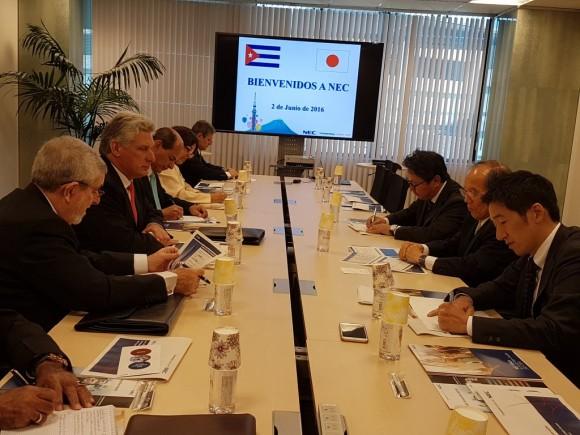 Impulsan cooperación parlamentaria Cuba-Japón