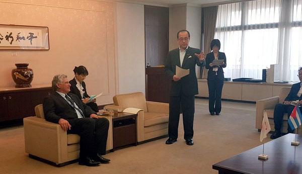 Concluye Díaz- Canel visita oficial a Japón