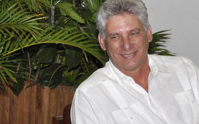 Preside Díaz-Canel delegación a inauguración del Canal Panamá