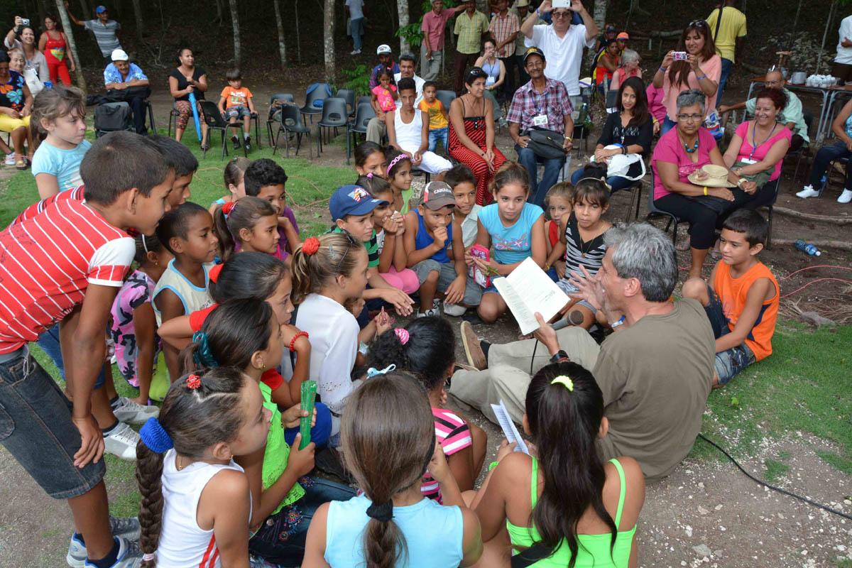 Aires de poesía en el sur (+ fotos)