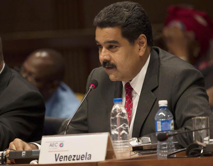Maduro le responde a la OEA: ¡atrévanse!