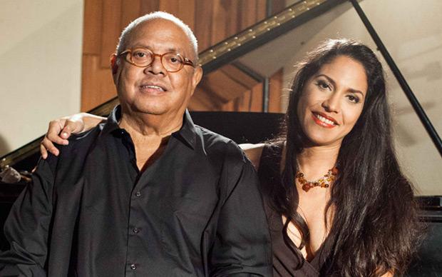 Romance musical de Haydée y Pablo Milanés iluminará La Habana