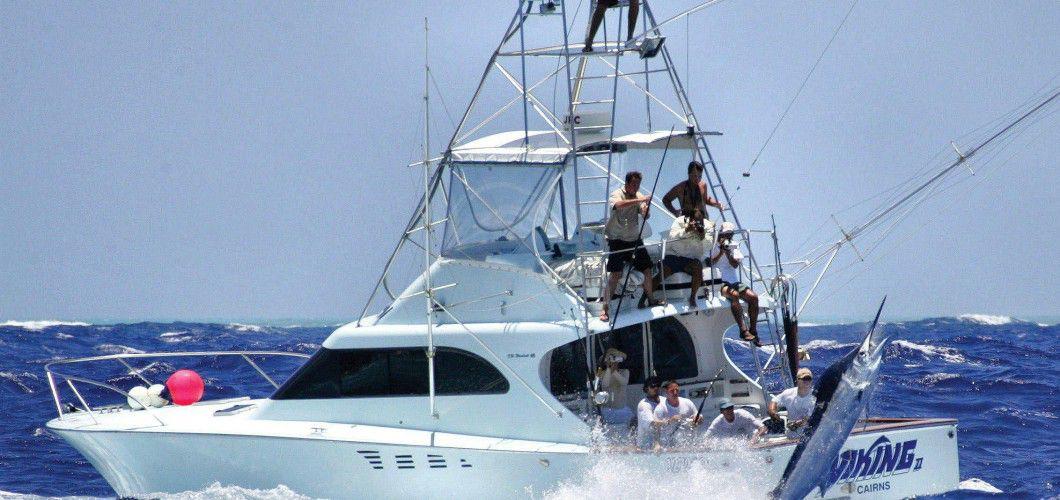 Desde hoy, pescadores del mundo por la copa Hemingway