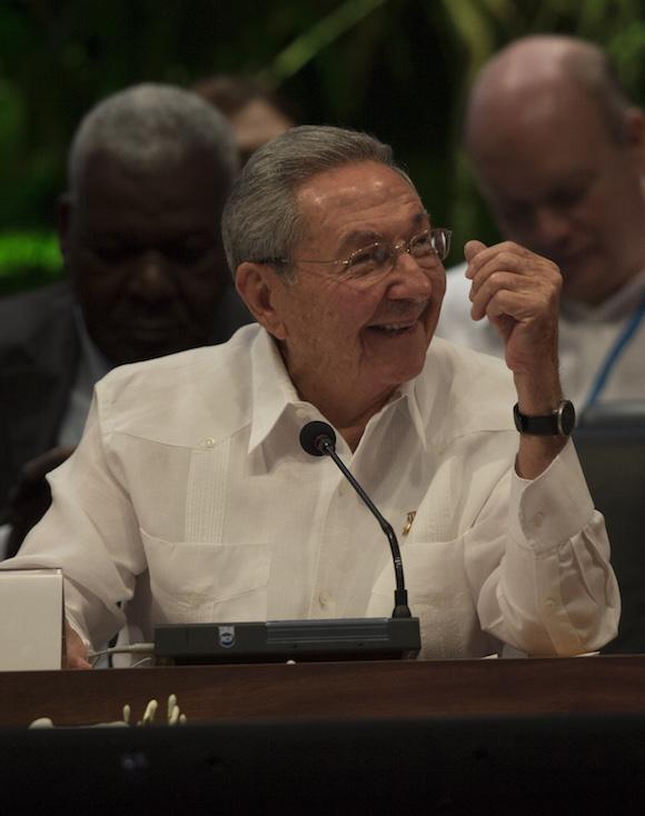 Raúl Castro en la Clausura de la Cumbre del Caribe: La región tiene capacidad de diálogo