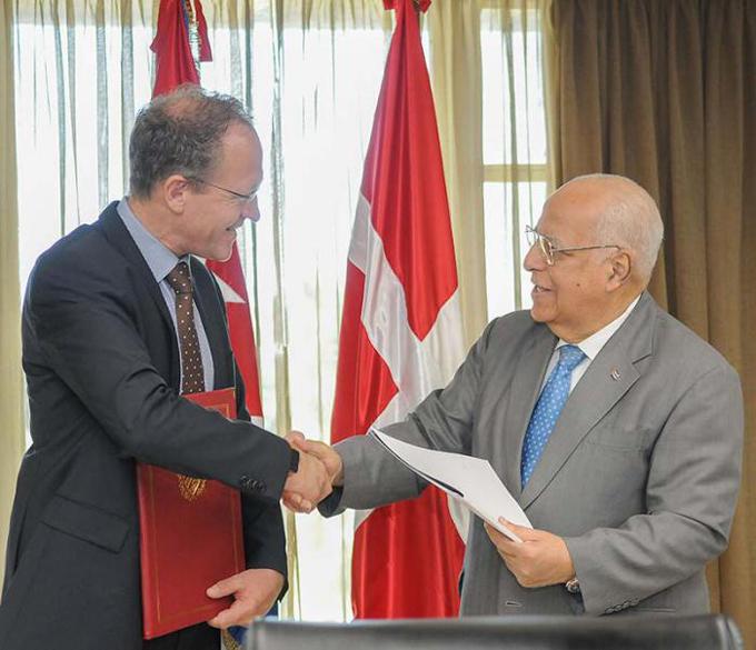 Firman Cuba y Dinamarca Acuerdo de Regularización de Deuda